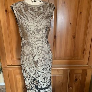 JS collection dress for a wedding